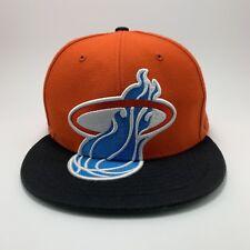 Miami Heat Basketball Snapback Hat Cap Forty Seven Brand Hardwood Classics NBA