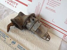 Studebaker and other old car inventory, used fuel pump.  Item:  7420