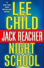 Jack Reacher: Night School 21 by Lee Child (2016, Hardcover) 1st Edition