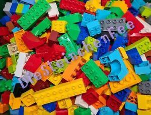 Lego Duplo 100 Grundbausteine verschiedene Formen&Farben
