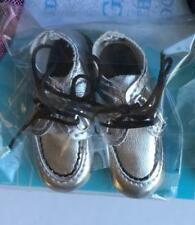 """13"""" Style Lab Homme Male~Not All There Silver Sneakers~Fairytale Convention~New"""