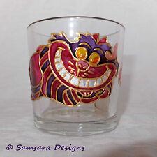 Cheshire Cat Alice au pays des merveilles design bougeoir des bougies chauffe-plat