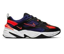 Hombre Nike M2K Tekno Negro Azul Zapatillas AV4789 006