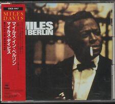 Miles Davis In Berlin Japan CD w/obi CSCS-5147