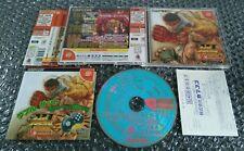 Street Fighter III W Impact Sega Dreamcast Japanese NTSC-J