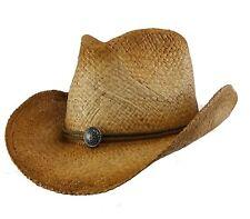 Big Size 2XL Raffia Straw Cowboy Hat BIGHEADCAPS XXL