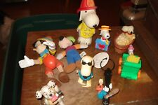 New listing Lot of 9 Disney and Snoopy toys Pinocchio