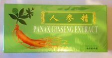 1x Red Panax Ginseng Extract Oral Liquid 10 Vials Enhance Energy Ekong Buy4Get5