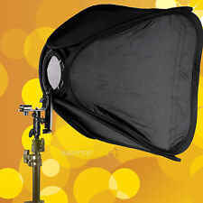 "60x60cm(24 x24"") Easy Foldable Flash Studio Soft Box for Camera Photo Speedlite"