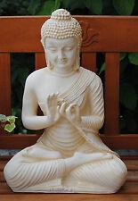 Buddha Groß FENG SHUI STATUE  Budda 45 cm Figur Garten Deko Wetterfest TOP