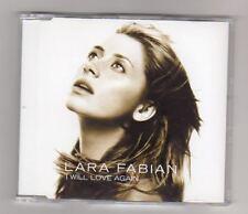 LARA FABIAN Promo Cd Single I WILL LOVE AGAIN 1 track 2000