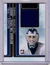 FELIX POTVIN 12/13 ITG Decades 1990s Game-Used Maple Leafs Jersey Between Pipes