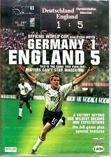 ALEMANIA 1 ENGLAND 5 THE GAME Can't Stop Watching - NUEVO DVD