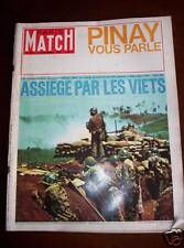 paris match 865 - Abou Simbel déplacé / Adamo / Beatles / Ezra Pound / Pop Art