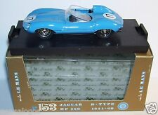 BRUMM JAGUAR TYPE D 1954/1960 260 HP REF 153 IN BOX 1/43
