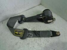 Discovery 2 Seat Belt Near Side Rear Grey Land Rover 1998 to 2002