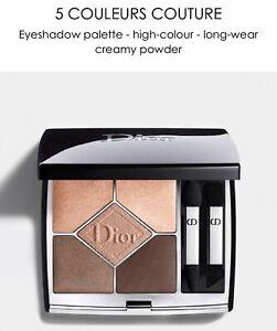 Dior 5 Colour  Poncho Eye Shadow Palette Rrp $ 110 Sell$. 85