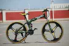 """26"""" MTB Mountain Bike Mag Wheel Set Rims Disc Brake 6/7/8/9 Speed Freewheel Gear"""