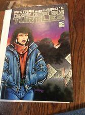 Eastman and Laird's Teenage Mutant Ninja Turtles book 11 June 1987 Mirage