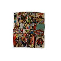 50 Comic Book bundle lot 50 Marvel Premium Comic Collection