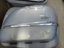 BMW Right Saddlebag Lid Cover w/ No Key R1200C R1200 46547667844