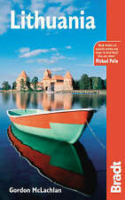 NEW Lithuania (Bradt Travel Guide) by Gordon Mclachlan