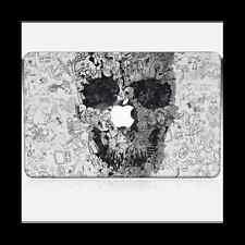 Sticker MacBook Pro 13  : Doodle Skull par Ali Gulec