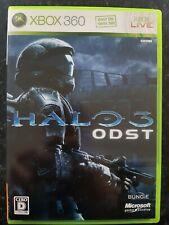 Halo 3 ODST Xbox 360 Japanese