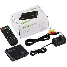 Mini USB 1080P HD HDMI Multi Media Box Player Upscaling SD/MMC/MS with Remote