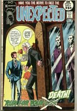 Unexpected #131-1972 fn+ Nick Cardy / Giant-Size Electric Chair story