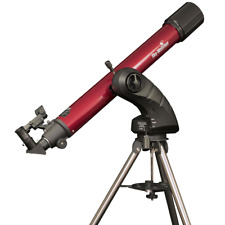 "Skywatcher Star Discovery 90MM 3.5"" F/10 WiFi GO-TO Refractor Telescope"