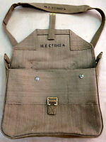 WWII BRITISH P-37 P 37 P37 Officer Valise Bag and Carry Strap - Repro.