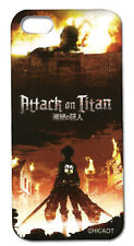 *NEW* Attack on Titan Key Art Case Compatible for Iphone 5