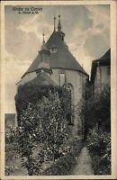 Corvey Höxter Oberwälder Land AK 1913 Kirche Gotteshaus Kapelle Gebäude Bauwerk