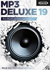 Magix MP3 Deluxe 19 Vollversion, 1 Lizenz Windows Musik-Software