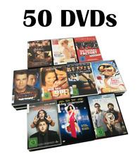 50 DVDs Sammlung - Filme zum Hammerpreis aus allen Genres - Konvolut