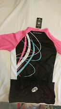 NWT Bike biker cycling shirt jersey size L