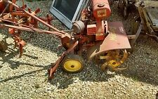 Chilton SUPER MUSTANG ROTO TILLER-VINTAGE- for parts or repair