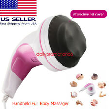 USA Professional Massager Handheld Full Body Massage Slim Machine 110V, Portable