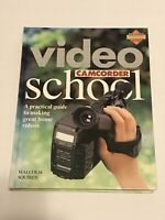 Video Camcorder School [Reader's Digest Learn-As-You-Go Guide] [Reader's Digest
