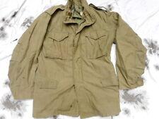 ORIGINAL VINTAGE US army usa M65 M 65 field COAT jacket 1972 VIETNAM OG 107 S M
