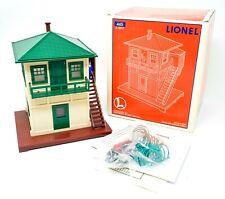 Lionel 445 Switch Tower: Model 6-12917 w/ Box