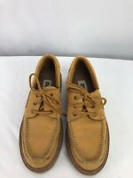 Diba Women's Brown Suede Casual Deck Shoes 7.5M