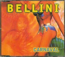 Bellini - Carnaval 4 Tracks & Video Cd Eccellente