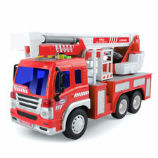 FIRE TRUCK TOY Ultimate Fire Rescue vehicles Kid-Activated Working Role play Set