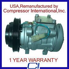 1986-1989 Honda Accord 2.0L Reman A/C Compressor (W/10PA15E)
