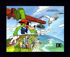 Gambia - 1992 - Disney - Goofy - Hancock - Chicago - Columbian - Mint S/Sheet!