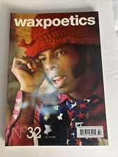 WaxPoetics Magazine Issue#32 2008 diff cover sly stone jimmy cliff egyptian lovr