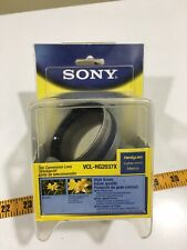 SONY VCL-HG2037X LENS New In Original Packaging