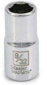 1/4-Inch Drive 5/16-Inch 6-Point Socket -108514